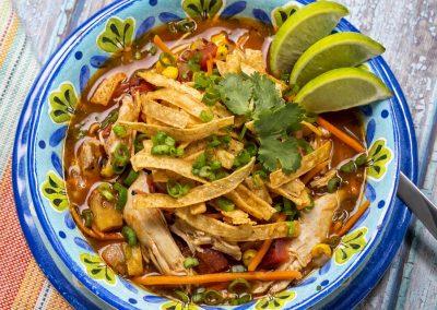 Mezclajete® Especial Tortilla Soup