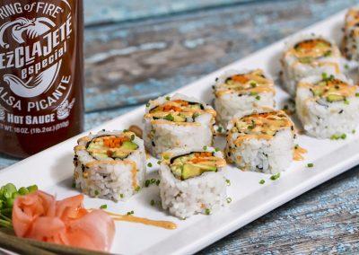 Mezclajete® Spicy Sushi Mayo